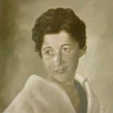 Chantalle Coenders, mijn moeder, 50 x 50