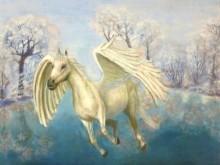 Eline Vroomans, vliegende hollander, 30 x 40