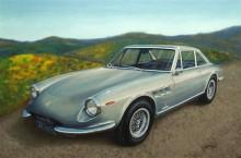 Betty Alink, Ferrari 330, 40 x 60