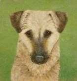 Gerrie Moerkens , Pebbels, 32 x 30