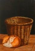 Giovanni Trani 30 x 20 vrij naar oude meester