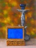 Giovanni Trani, kleur, naar de waarneming, 40 x 30