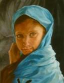 Hanny van den Heuvel, meisje 40 x 30, 4e opdracht