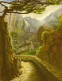 Hanny van den Heuvel, China, 40 x 30, 6e opdracht