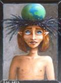 Ieny Wetzels, de wereld op zijn kop, 15 x 10