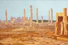 L. Subelack, Persepolis 60 x 80