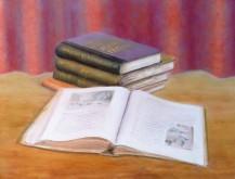 Maria van Vegchel 30 x 40 moeders boeken