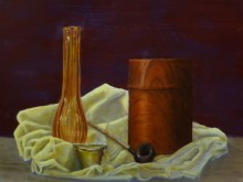 Pieter Gielen, naar de waarneming, 30 x 40