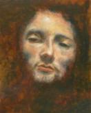 Riebaud, studie naar Courbet, 50 x 40