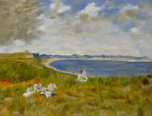 Thea Jonker, naar Chaisse, 30 x 40