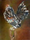 Thea Jonker, op de schop, 40 x 30