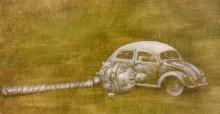 Andre van Workum, detail onderschildering