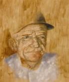 Andre van Workum, 40 x 30, losse toets