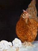 Claudia Bevers, ons kiep, 40 x 30