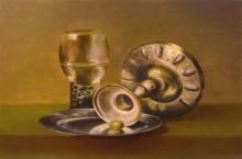Cor Kuiper, naar Claeszn    30 x 40