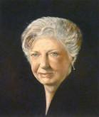 Cor Kuipers, Ellen Vogel, 40 x 30, naar foto van Joost vd Broek