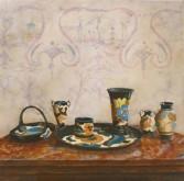 H.van Tuil, naar de waarneming, 60 x 60