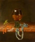 Hannelore Valentijn, naar van Aelst, 40 x 30