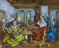 Henk van Tuil, 65 x 78