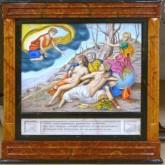 Henk van Tuil, Allegorie op de deugd,    112 x 100