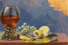 Josian Stikkelbroek, naar Claesz, 30 x 40