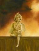 Marita Zuurhout, naar de waarneming, 40 x 30