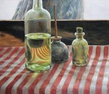 Workshop Glas schilderen