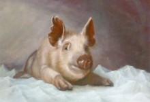 Paul Mansvelt, heerlijk ? , 40 x 60