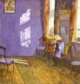 Thea Jonker, naar Ancher, 30 X 28