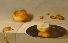 Theo Smits,   naar Floris van Dijck,      30 x 40