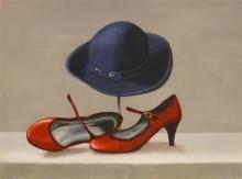 Trude Hendriks, naar de waarneming   30 x 40
