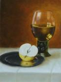 W. Windey, vrij naar Claesz. , 40 x 30