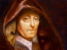 W.Windey, naar Rembrandt, 30 x 40