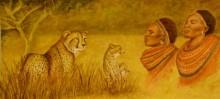 Yvonne Diependaal, Afrika 50 x 100