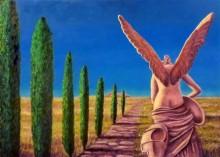 Yvonne Diependaal,        vrij werk,     60 x 80