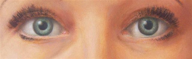 Workshop ogen schilderen
