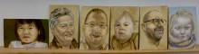 impressie workshop eigen portret