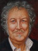 Betty Alink Noddy Holder, naar foto van Dave Hogan 40 x 30, 4e opdracht