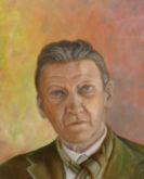 Harry Bosman, meer kleur dan de meester, 53,5 x 40