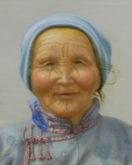 Mireille van Eerden, vrouwke, 50 x40