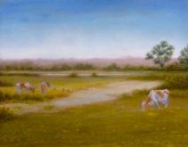 Paola Schmitz, koeien in de wei