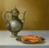 Peter Ullersma, naar oude meesters, 30 x 30, 2e opdracht