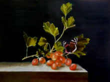 Wilma Duits, naar Coorte, 30 x 40, tweede opdracht