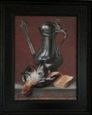 Bert Weening, vrij naar oude meesters, 40 x 30