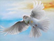 Ankie Hoffmann, Aangeschoten vrede, 30 x 40