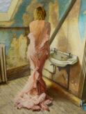 Trude Hendriks, spannend, 80 x 60
