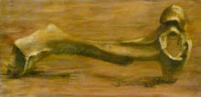 Willemijn van Oort, naar de waarneming, eerste opdracht, 20 x 40