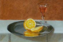 Yvon Lamers, vrij naar oude meesters, 2e opdracht, 20 x 30