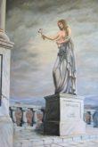 Jan Britsia, De ontsnapping van Aphrodite, 120 x 80