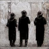 Trude Hendriks, gebed, 60 x 60